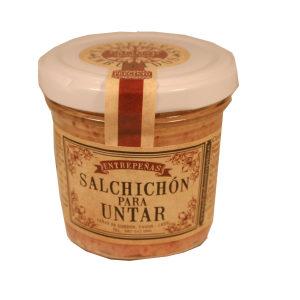 Venta de Salchichón para untar en Pantruque Gourmet Gijón Asturias