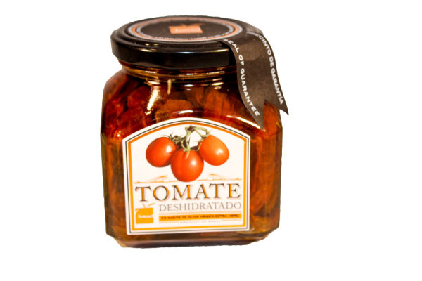Venta de Tomate Deshidratado en Pantruque Gourmet Gijón Asturias