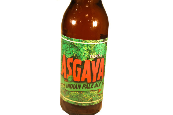Venta de Cerveza Ecológica Asgaya Indian Pale Ale en Pantruque Gijón Asturias