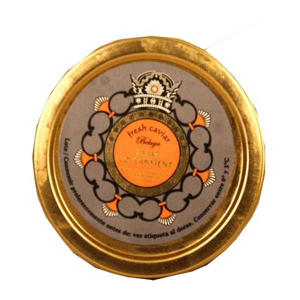 Venta de Caviar Beluga en Pantruque Gourmet Gijón Asturias