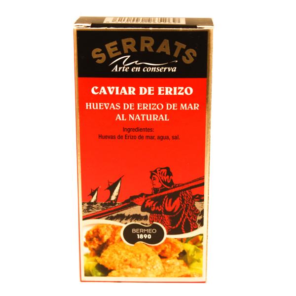 Venta de Caviar de Erizo en Pantruque Gijón Asturias