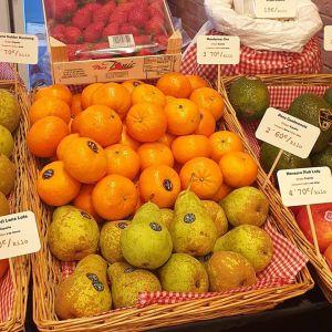 Frutería selecta en Gijón