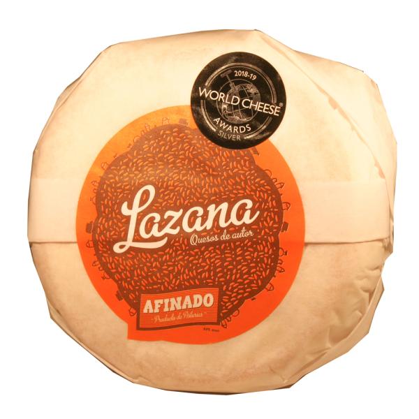 Comprar Queso Lazana afinado queseria en Gijón Asturias