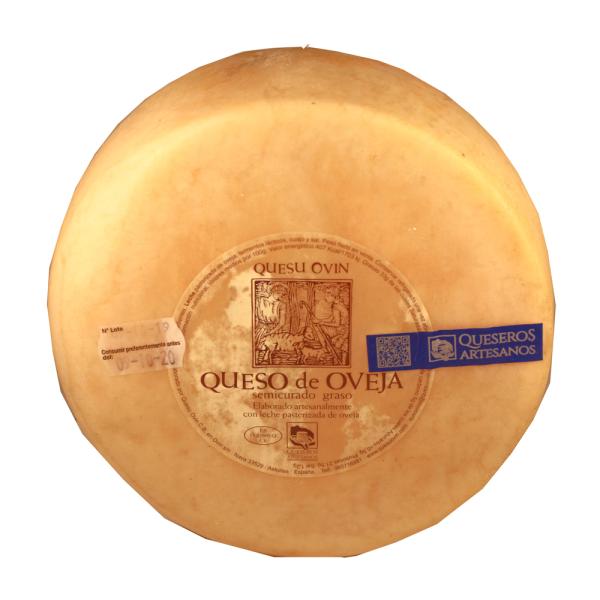 Comprar queso ovin de oveja queseria en Gijón Asturias