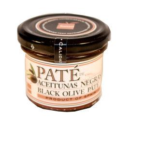 Venta de Paté de Aceitunas Negras en Pantruque Gijón Asturias