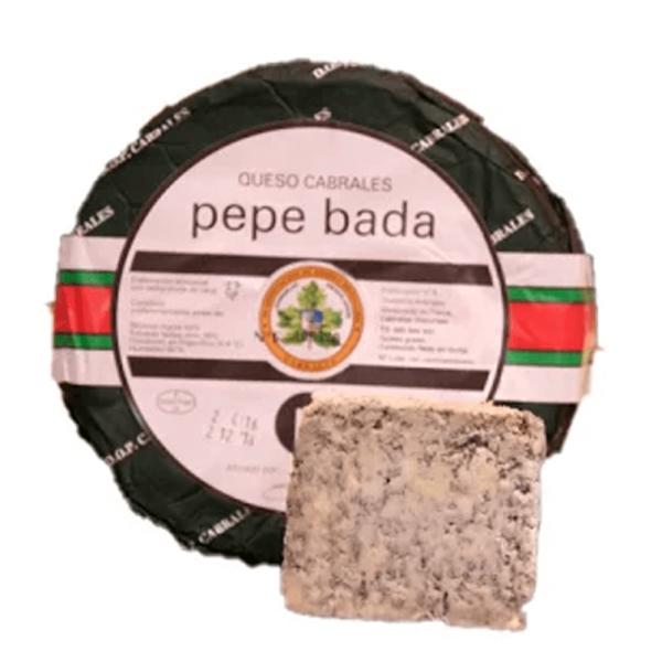 Comprar Queso Pepe Bada DOP Cabrales en Gijón Asturias