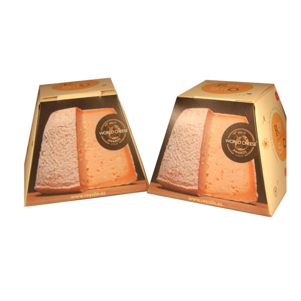 Compra queso rey silo rojo en quesería gijón asturias