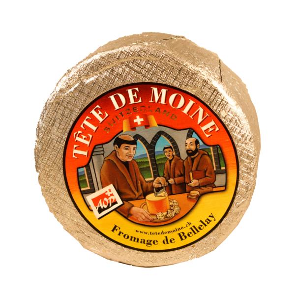 Comprar queso tete de moine en quesería gijón asturias