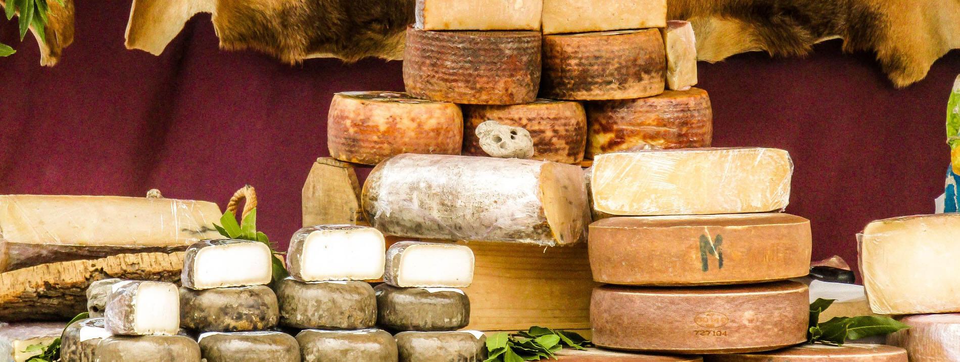 comprar quesos gourmet europeos y nacionales en gijón