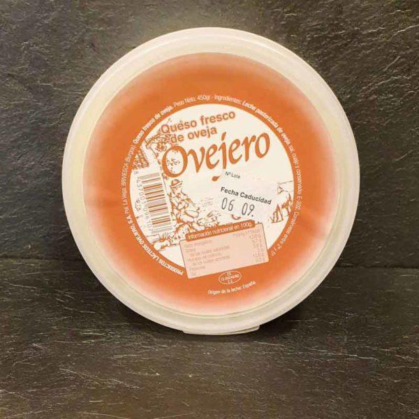 Comprar queso fresco de oveja en Gijón, Asturias.