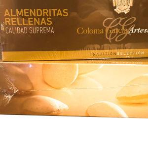 Comprar almendritas rellenas coloma garcía en Gijón Asturias