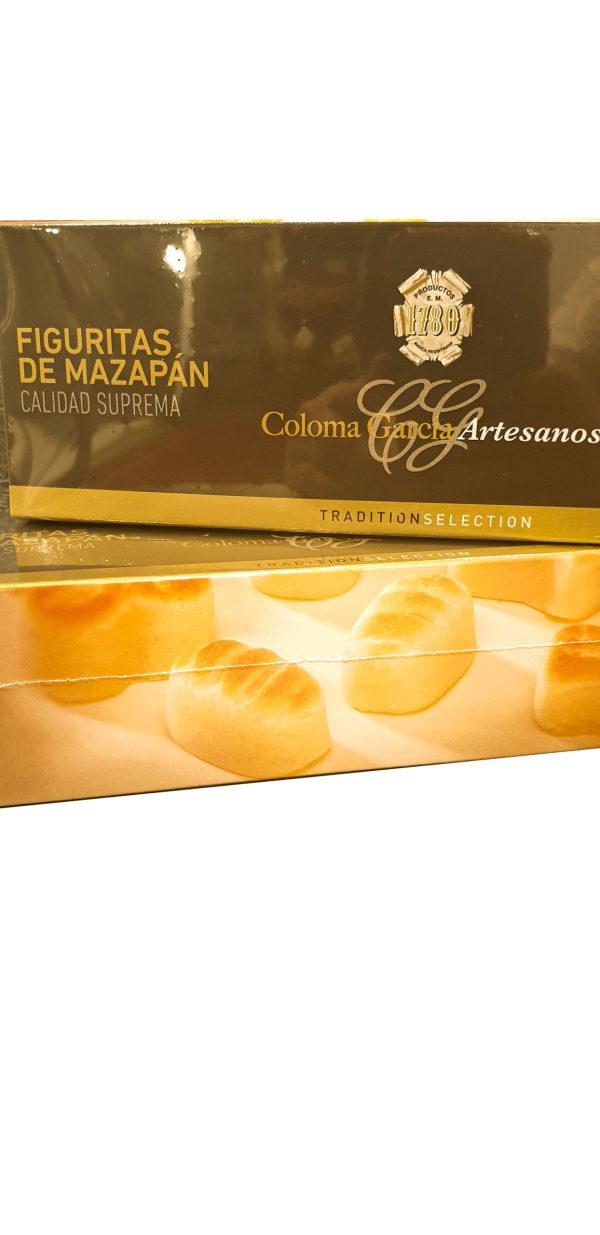 Comprar figuritas e mazapán Coloma García en Gijón Asturias