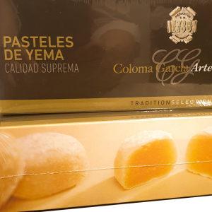 Comprar pasteles de yema en Gijón Asturias