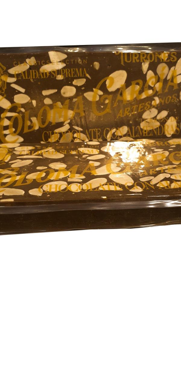 Comprar turrón de chocolate artesanal en Gijón Asturias