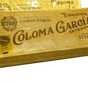 Comprar Turrón Jijona Coloma García en Gijón (Asturias)