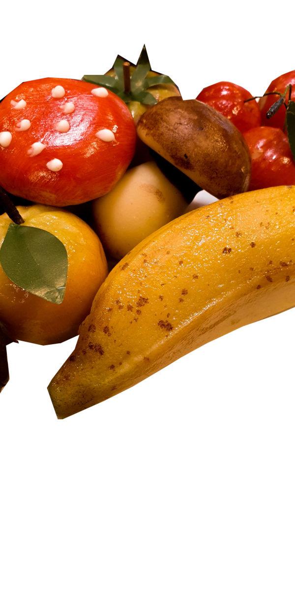 Comprar mazapán de frutas en tienda gormet en Gijón Asturias