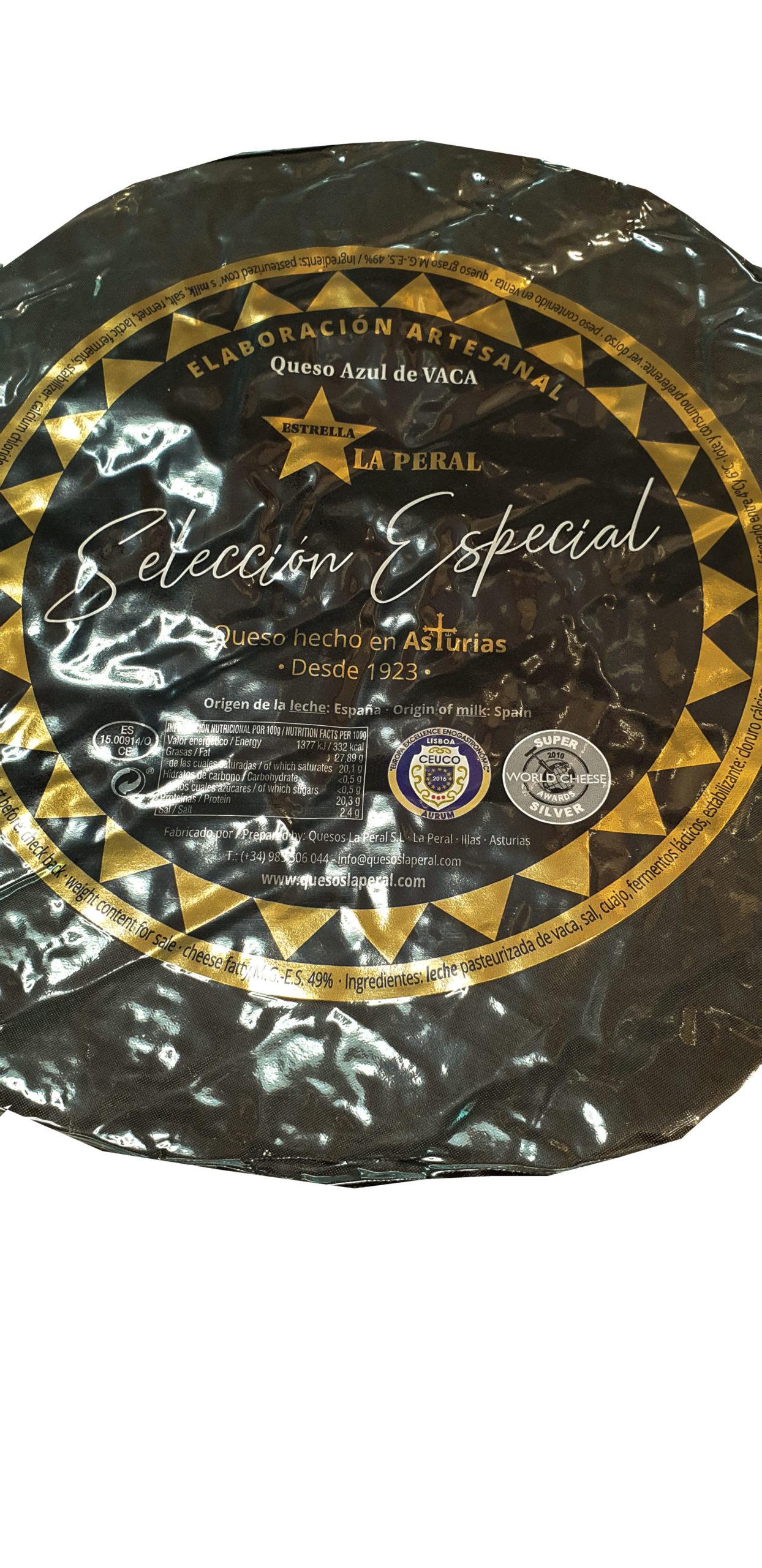 Comprar queso la peral selección especial en quesería gijón asturias