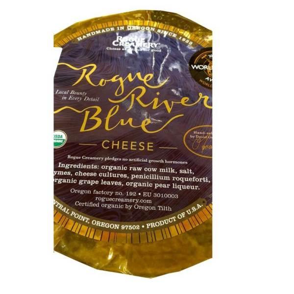 Venta de queso rogue river blue en quesería en gijón asturias